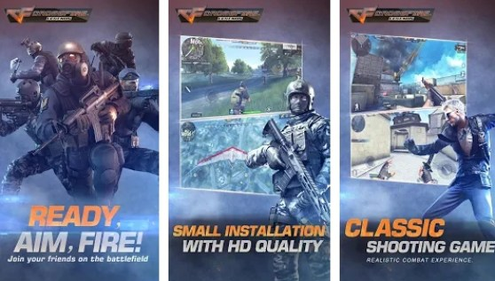 crossfire legends apk