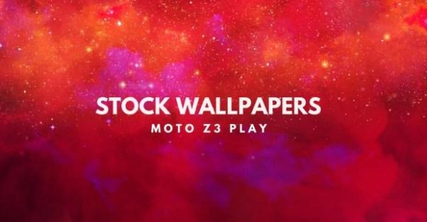 moto z3 play wallpaper