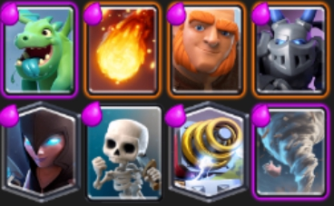 sparky giant deck
