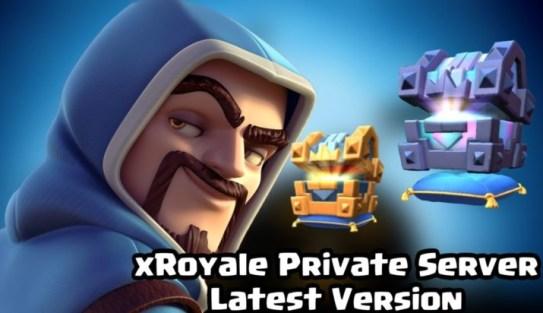 xroyale private server apk