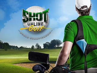 shot online golf pc