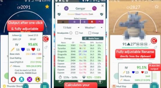 Best Pokemon GO IV Calculator 2018 [100% Working] | AR Droiding
