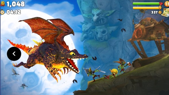 hungry dragon download pc