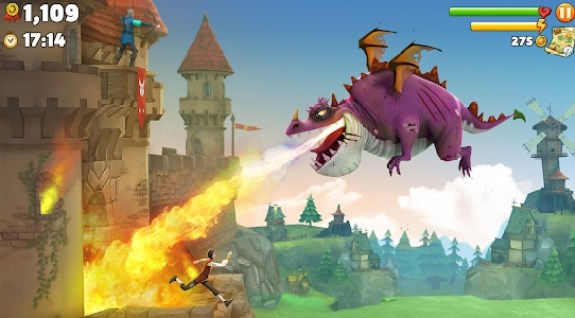 hungry dragon pc download
