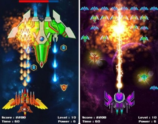 galaxy attack alien shooter pc