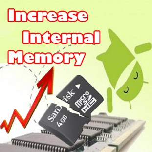 get internal storage on android
