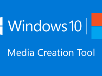windows 10 1809 media creation tool