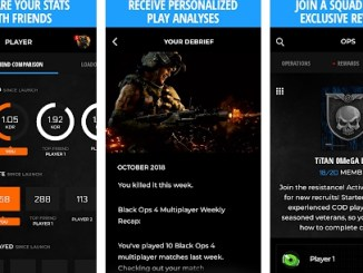 cod companion app for pc