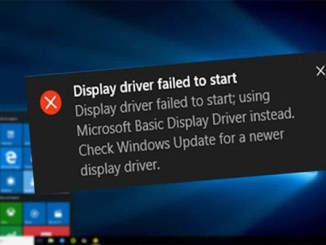 fix graphics display card driver on windows 10