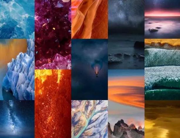 nokia 8.1 default wallpapers