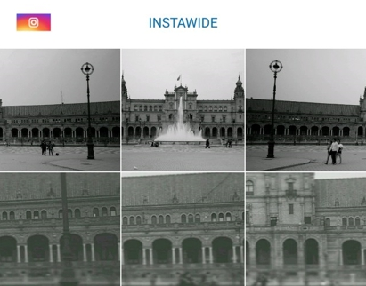 instawide app for androdi