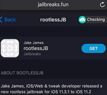 rootlessjb_jailbreak_ios_12