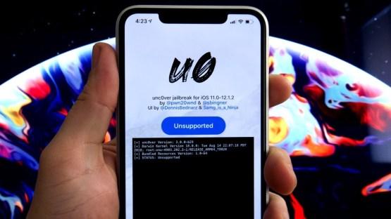 unc0ver 3.0.0 ios 12 jailbreak