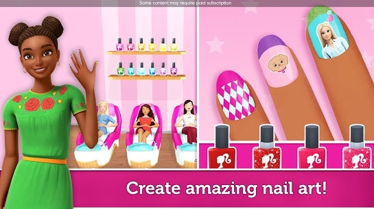 barbie dreamhouse screenshots