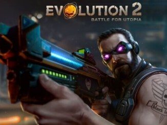 evolution 3 battle for utopia modded apk