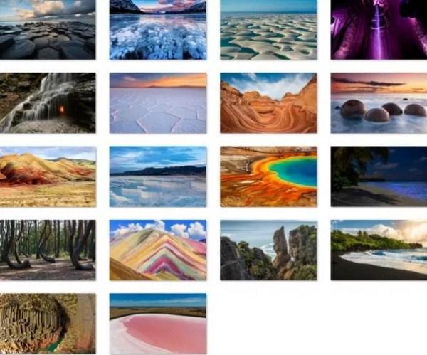 fantastic phenomena theme windows 10