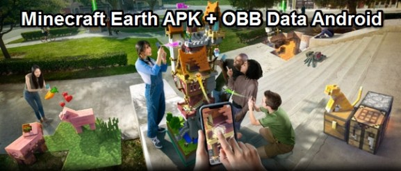 minecraft apk obb android