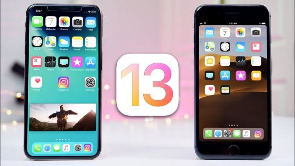 download and install ios 13 ipsw