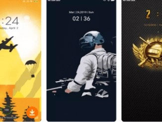 pubg theme for xiaomi devices