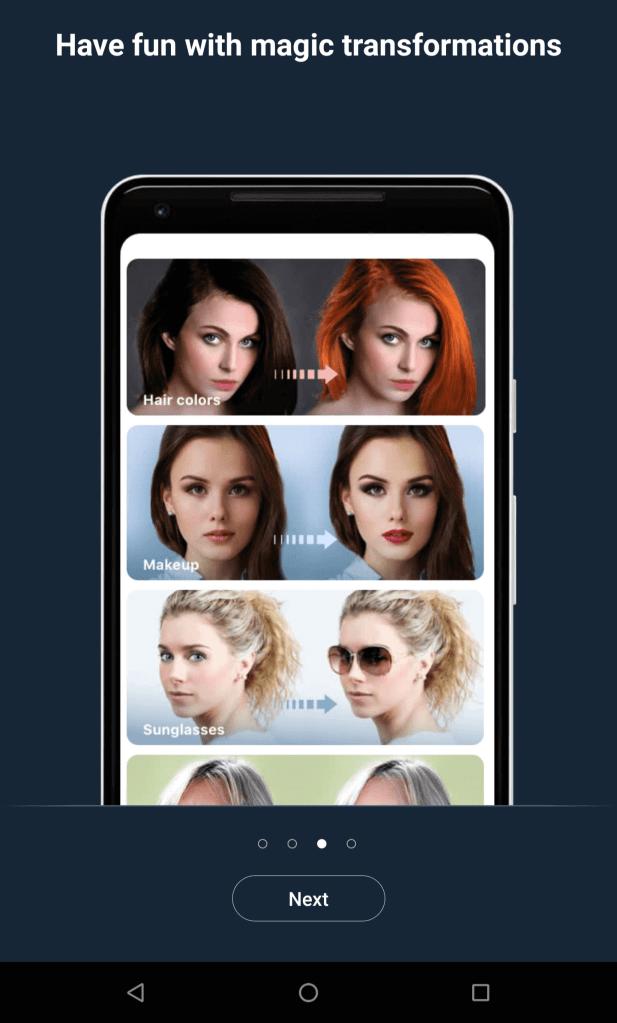 face app pro screenshot 4