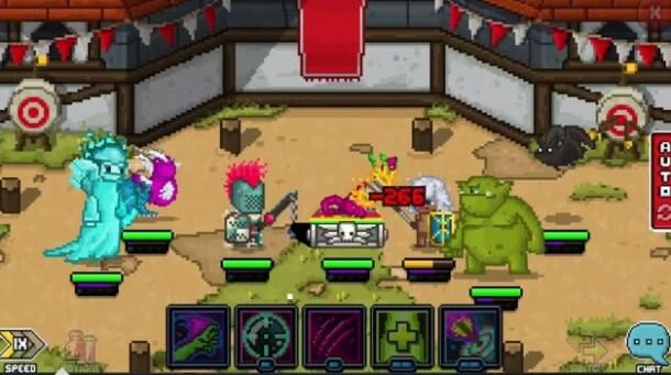 bit heroes gameplay screenshot 3