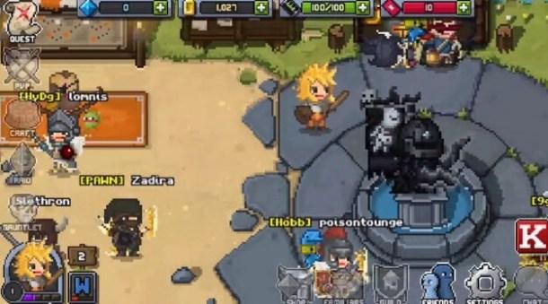 bit heroes gameplay screenshot 6