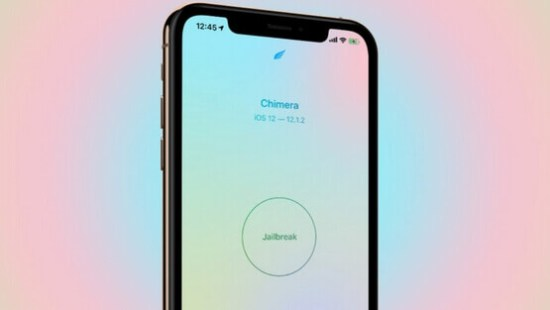 chimera ips for ios 12