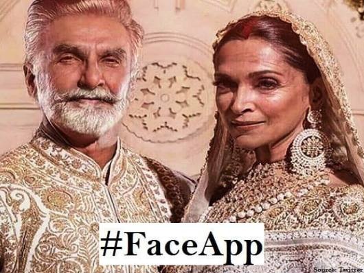 faceapp age two faces