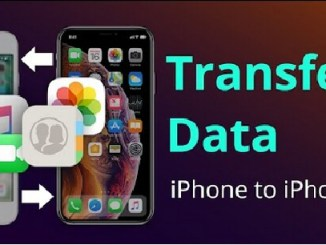 wireless data transfer ios 12.4 iphone