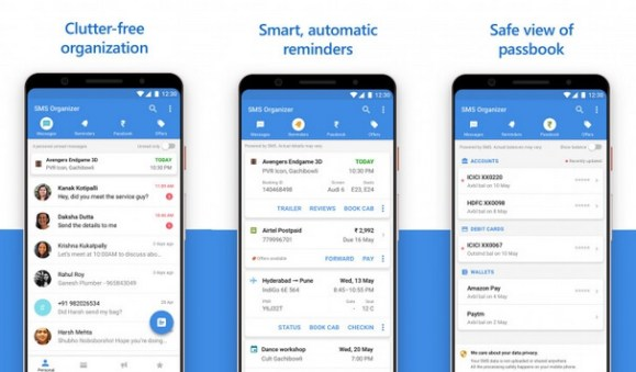 sms organizer official apk for android
