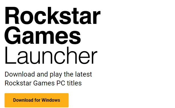 rockstar games launcher for pc official download link 2019