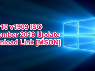 win 10 november 2019 iso download link