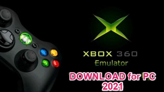 xbox 360 emulator pc 2021