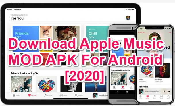 Apple Music APK MOD Download Link For Android 2020 [Premium Cracked] | AR  Droiding