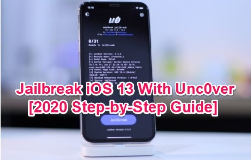 jailbreak ios 13 with uncover guide 2020