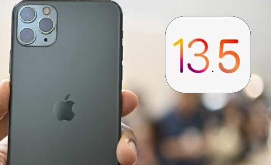 ios 13.5 ispw links and install