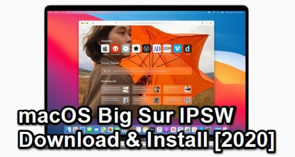 macos big sur download and install