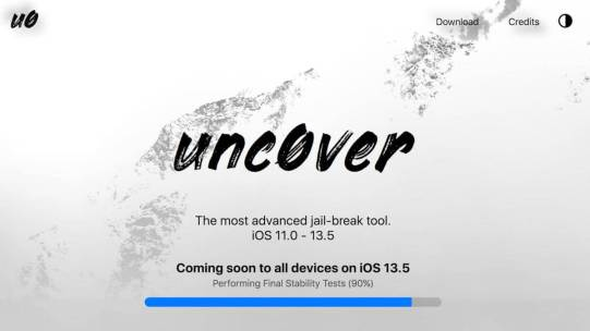 unc0ver 5.0.0 jailbreak download