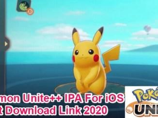 pokeunite++ hacked ipa download