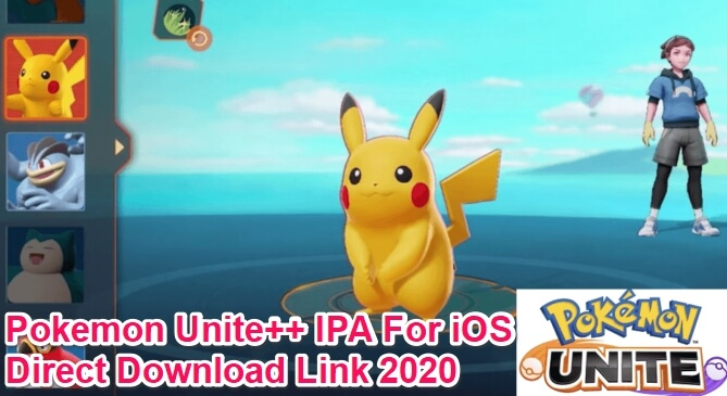pokeunite++ hacked ipa download