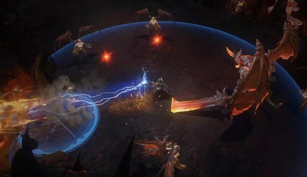 diablo immortal mobile screenshot