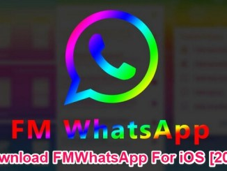 fmwhatsapp for ios