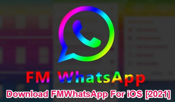 fmwhatsapp for ios