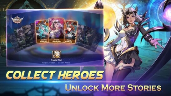 mobile legends adventure mod screenshots