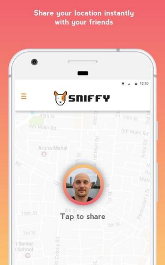sniffies apk screenshot