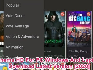 cinema hd apk for pc