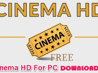 cinema hd for pc