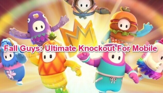 fall guys ultimate knockout mobile app