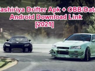 hashiriya drifter mod apk