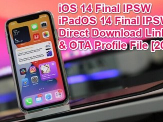 ios 14 final ipsw links